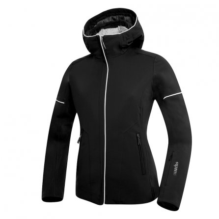 Rh+ Carolina Jacket (Women's) - Black/White