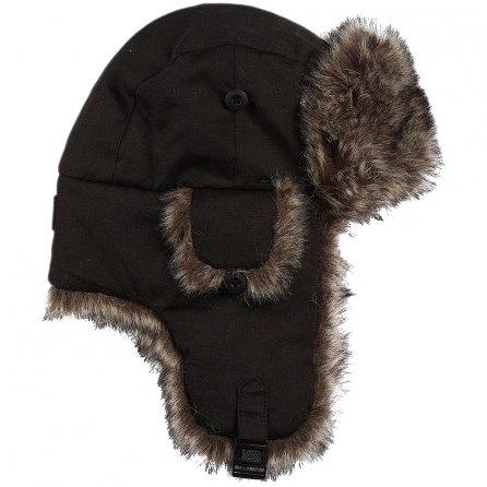 Screamer Hats Fifth Avenue Trapper Hat (Adults') - Black