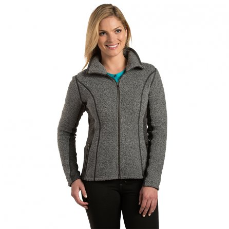 Kuhl Kozet Full Zip Sweater (Women's) - Ash