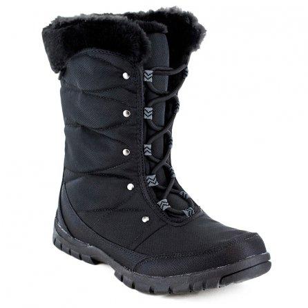 Northside Brecklin Waterproof Winter Boot (Women's) - Black/Charcoal