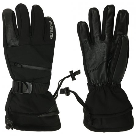 Treviso Scorcher Ski Glove (Men's) - Black/Charcoal
