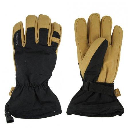 Treviso Leather Ski Gloves (Men's) -