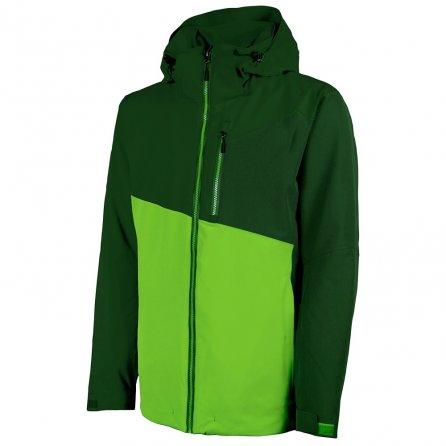 Karbon Radar Ski Jacket (Men's) - Jungle/Acid/Jungle
