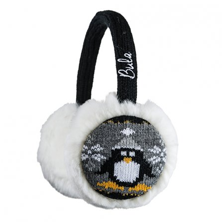 Bula Penguin Earmuffs Headbands (Little Kids') - Black