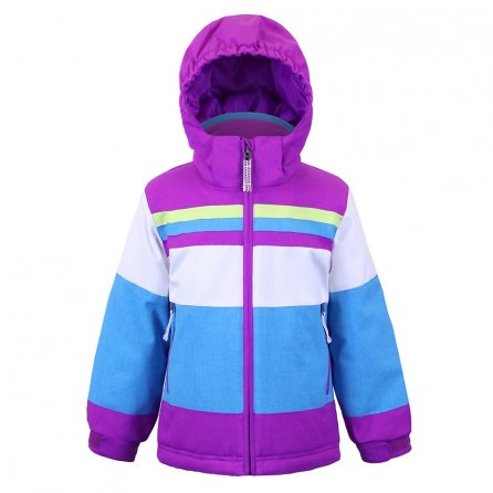 Boulder Gear Fantasy Jacket (Little Girls') - Purple Cactus
