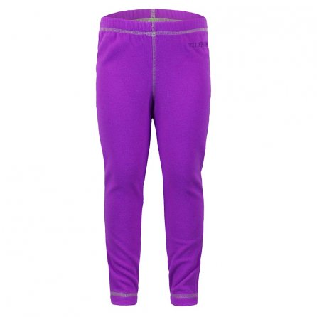 Boulder Gear Micro Fleece Tight Mid-Layer (Little Kids') - Purple Cactus