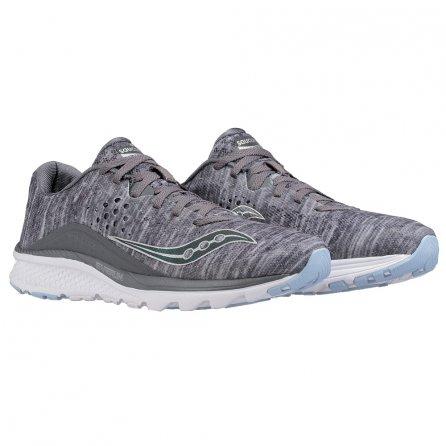 Saucony Kinvara 8 Running Shoe (Women's) - Grey