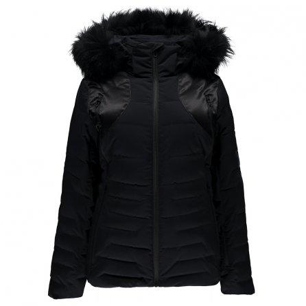 Spyder Falline Down Jacket (Women's) - Black/Black