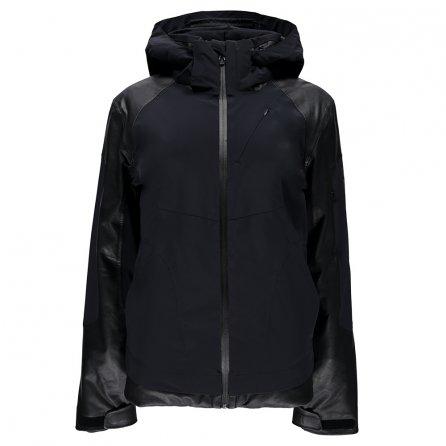 Spyder Liberty Ski Jacket (Women's) - Black/Black/Black