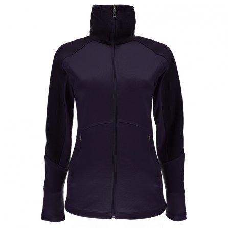 Spyder Bandita Full Zip Light Weight Stryke Jacket (Women's) - Nightshade