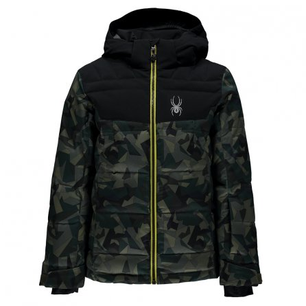 Spyder Clutch Ski Jacket (Boys') -