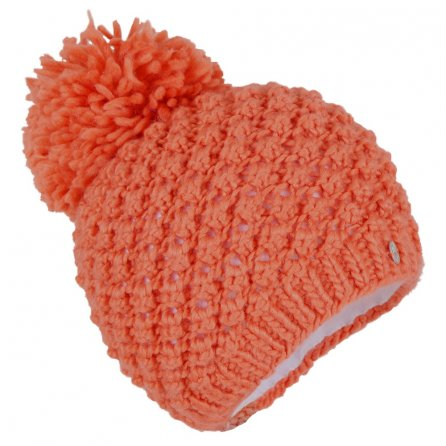 Spyder Brrr Berry Hat (Women's) - Coral