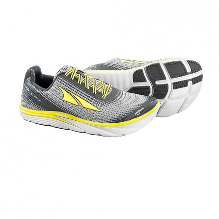 Altra Torin 3 Running Shoes (Men's) - Grey/Lime