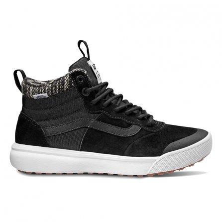 Vans Ultrarange Hi Shoes (Women's) - Black/Cardi Knit