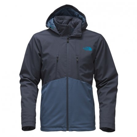 The North Face Apex Elevation Ski Jacket (Men's) - Urban Blue/Shady Blue