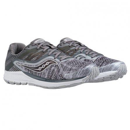 Saucony Ride 10 Running Shoes (Men's) - Grey
