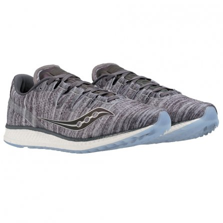 Saucony Freedom ISO Neutral Running Shoes (Men's) - Grey