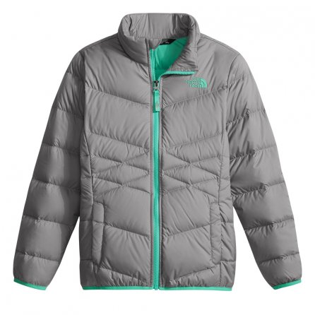 The North Face Andes Down Jacket (Girls') - Metallic Silver