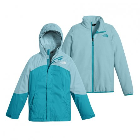 The North Face Mt View Triclimate Ski Jacket (Girls') - Nimbus Blue