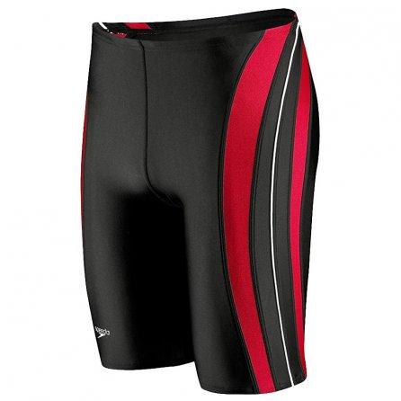 Speedo Rapid Splice Jammer Boardshort (Men's) - Black/Red