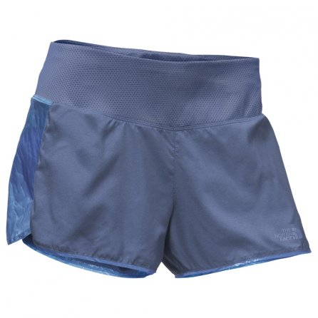The North Face Better Than Naked Split Running Short (Women's) - Coastal Fjord Blue