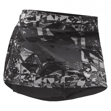 The North Face Kick Up Dust Running Short (Women's) - TNF Black Reflective Print