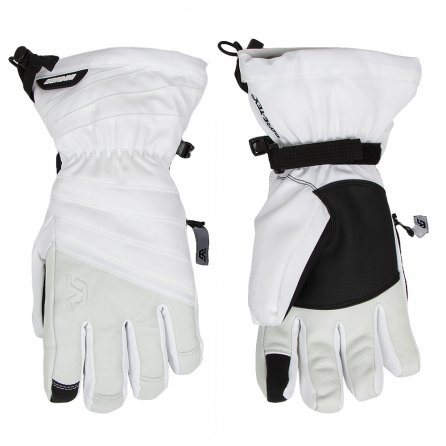 Gordini GORE-TEX Storm Trooper Ski Glove (Women's) - White/Black