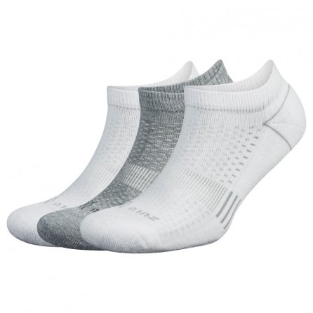 Balega Zulu Quarter Running Sock 3-Pack (Adults') - White