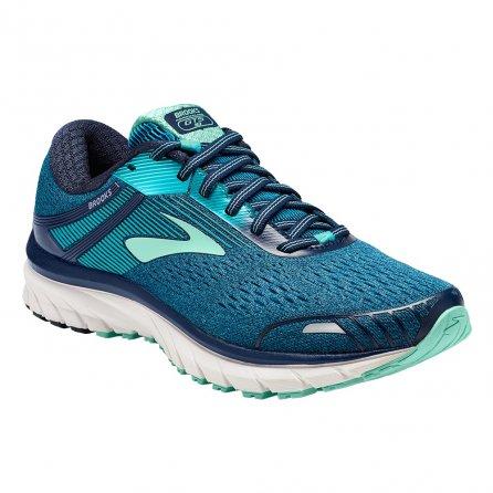 Brooks Adrenaline GTS 18 Road Running Shoes (Women's) - Navy/Teal/Mint