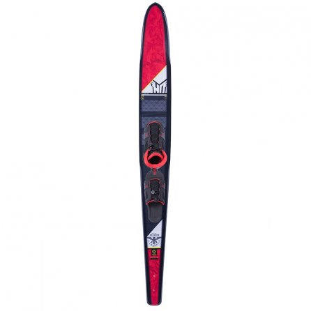 "HO 67""Freeride Waterski with Freemax Binding and Adjustable Rear Toe Piece -"