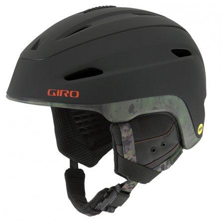Giro Zone MIPS Snow Helmet (Men's) - Matte Black/Riptide