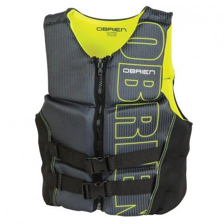O'Brien Flex V-Back Neoprene Life Vest (Men's) - Yellow