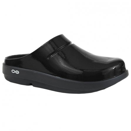 OOFOS OOcloog Luxe Clog (Adults') - Luxe Black