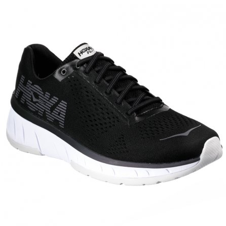 Hoka One One Cavu Running Shoe (Men's) - Black/White
