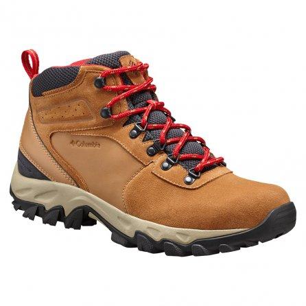 Columbia Newton Ridge Plus II Suede WP Hiking Boot (Men's) - Elk