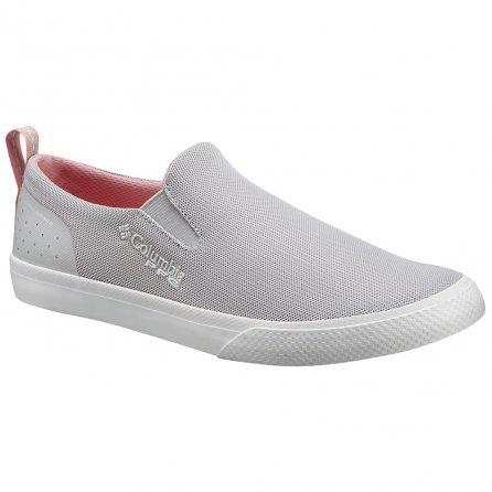 Columbia Dorado Slip PFG Shoe (Women's) - Grey Ice/Rosewater