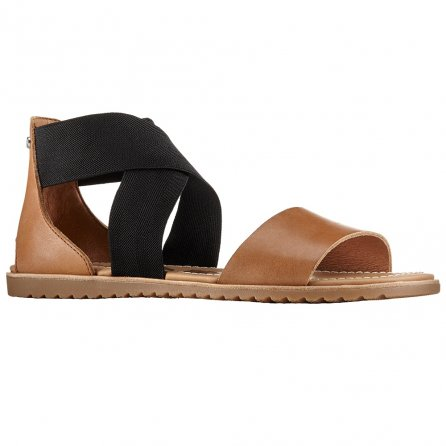Sorel Ella Sandal (Women's) - Camel Brown