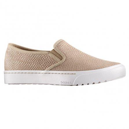 Sorel Campsneak Slip On Shoe (Women's) - Oatmeal
