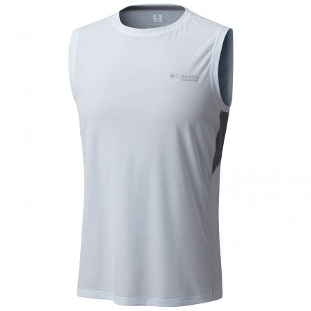 Montrail by Columbia Titan Ultra Sleeveless Shirt (Men's) - White