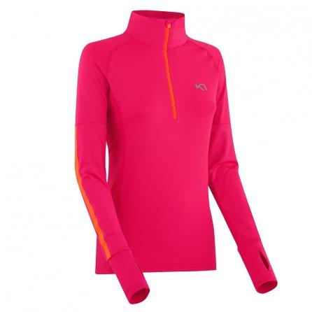 Kari Traa Trove Half-Zip Running Jacket (Women's) - Peony