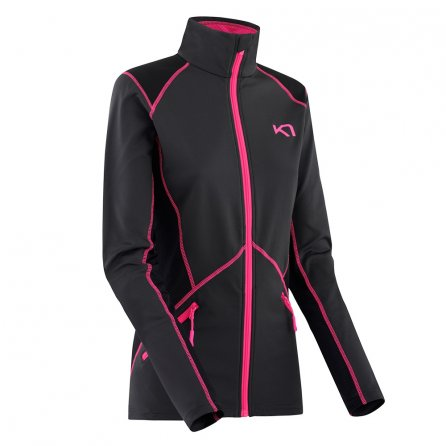 Kari Traa Lise Full-Zip Running Jacket (Women's) - Ebony