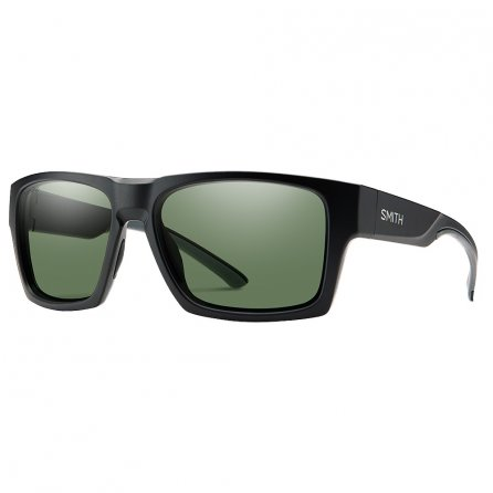 Smith Outlier XL2 Polarized Sunglasses - Matte Black