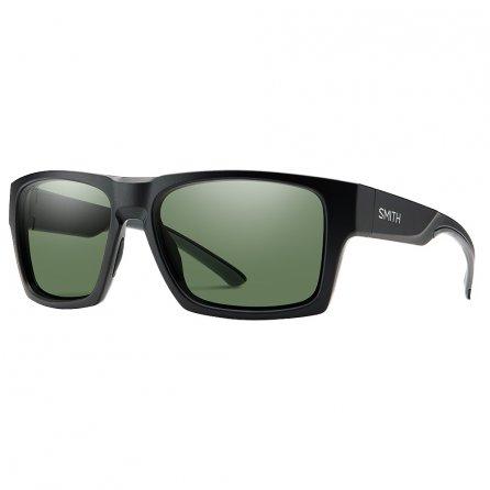 Smith Outlier XL2 Polarized Sunglasses - Matte Black