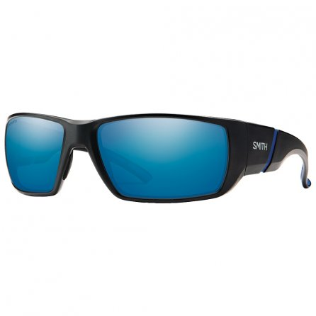 Smith Transfer Polarized Sunglasses - Matte Black
