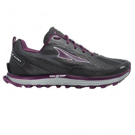 Altra Superior 3.5 Running Shoes (Women's) - Grey/Purple