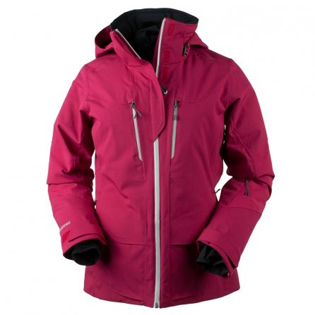 Obermeyer Reflection Insulated Ski Jacket (Women's) - Sangria