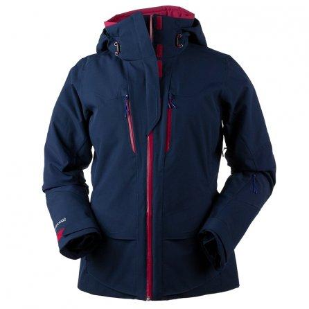Obermeyer Reflection Insulated Ski Jacket (Women's) - Storm Cloud