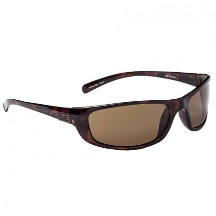 ONE by Optic Nerve Backwoods Polarized Sport Sunglasses - Shiny Dark Demi