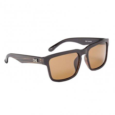 ONE by Optic Nerve Mashup Polarized Lifestyle Sunglasses - Matte Driftwood Grey