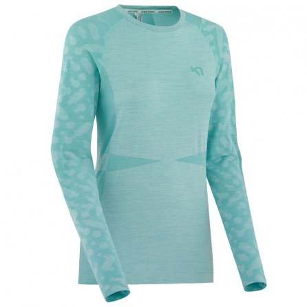 Kari Traa Marit Long Sleeve Running Shirt (Women's) - Glass